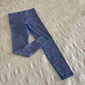 LULULEMON Iviva   Girls Legging size 10